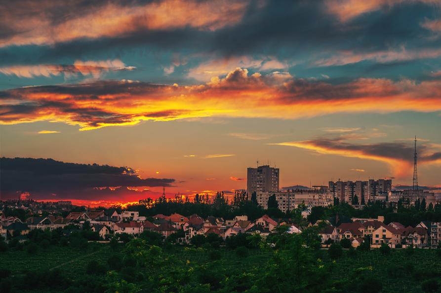 Chisinau Sunset Telecentre