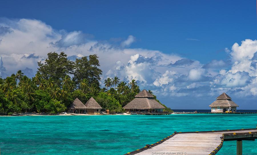 Maldives, Landscapes